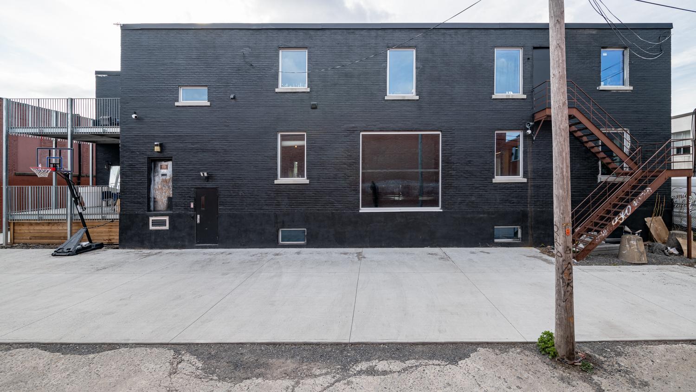 2700 rue Angus Montréal architecte Felix Schwimmer 8 x